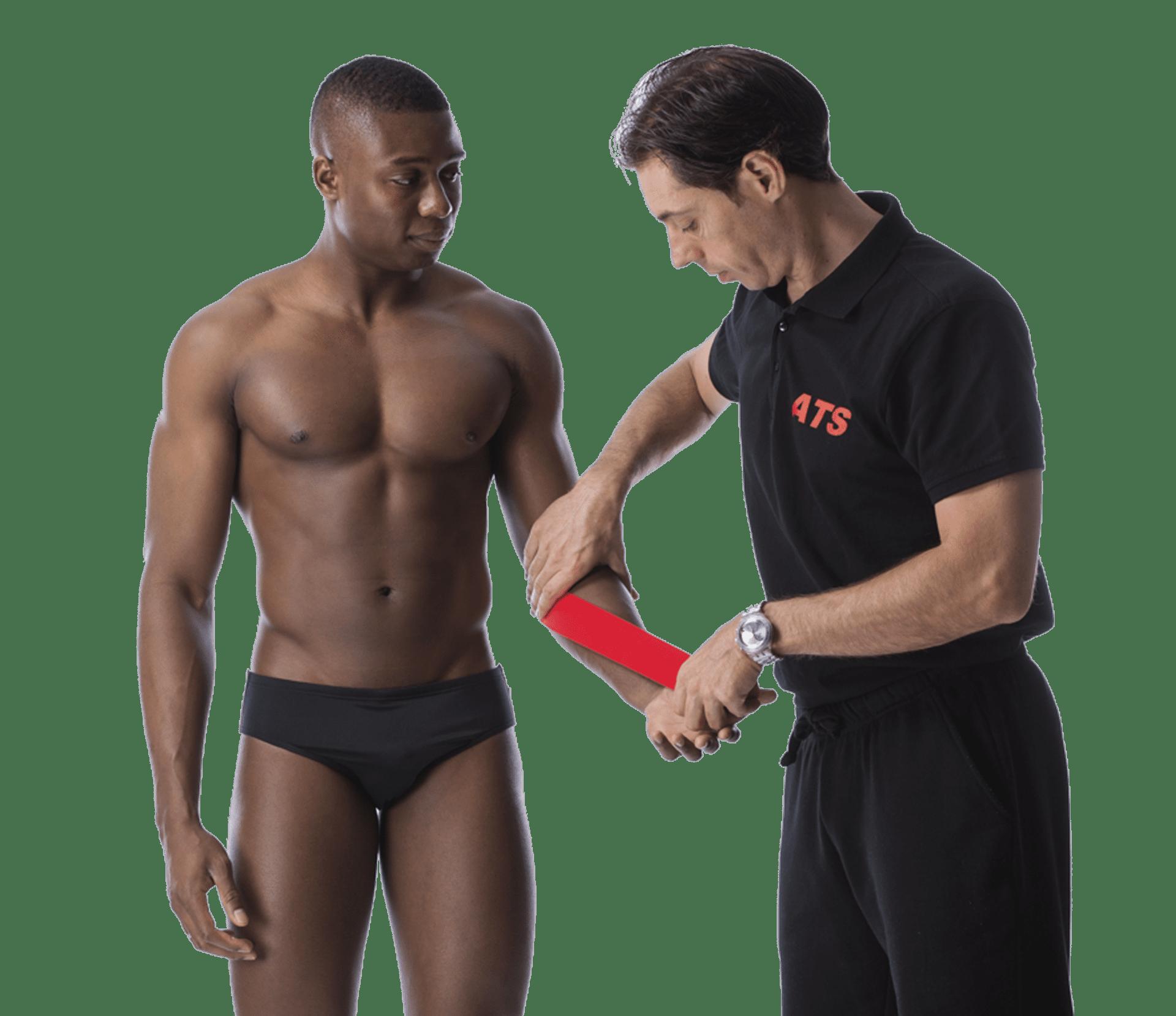 Taping-Elastico-Applicazione