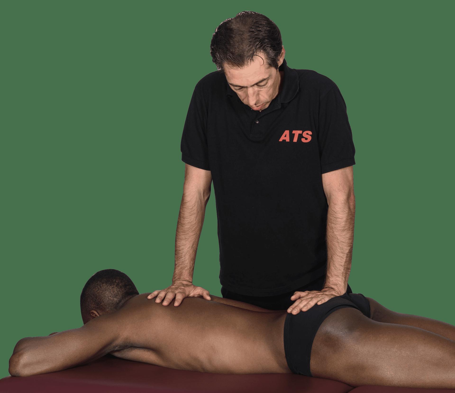 Massaggiatore-professionale