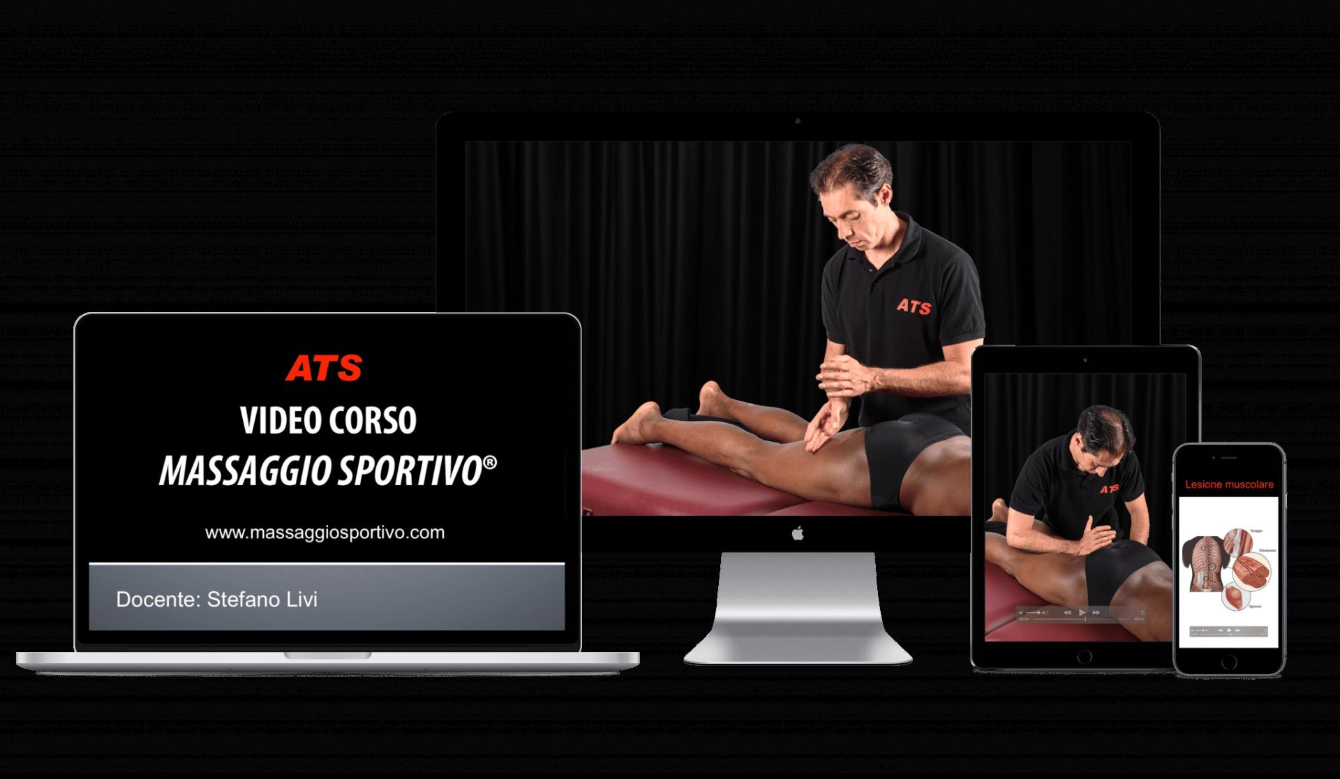 Massaggio Sportivo Anteprima