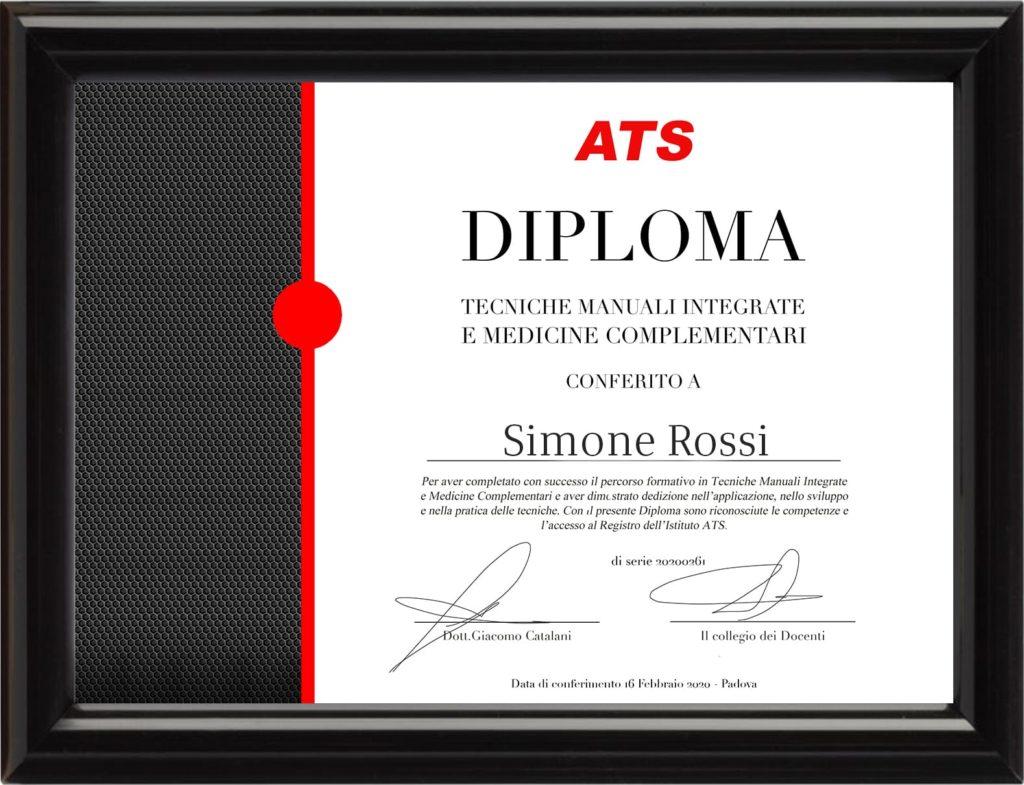 Diploma TMI ATS
